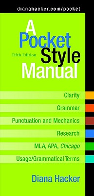 POCKET_STYLE_MANUAL,A(5TH/ED)