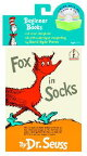 FOX IN SOCKS(P W/CD)