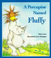 A_Porcupine_Named_Fluffy