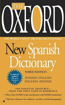 THE OXFORD NEW SPANISH DICTIONARY: SPANI