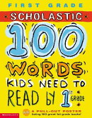 100 WORDS KIDS NEED TO READ BY 1ST G(P)