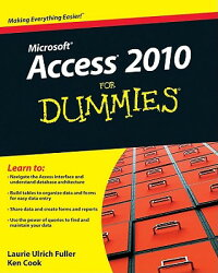 Access_2010_for_Dummies