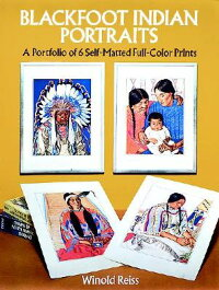 BLACKFOOT_INDIAN_PORTRAITS:_A