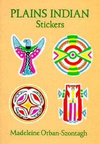 PLAINS_INDIAN_STICKERS:_24_FUL