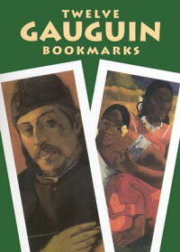 TWELVE_GAUGUIN_BOOKMARKS