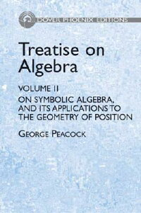 TREATISE_ON_ALGEBRA,_VOLUME_II