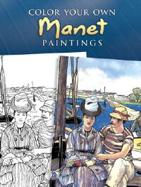 Color_Your_Own_Manet_Paintings