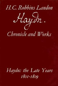 HAYDN:THE_LATE_YEARS_1801ー1809
