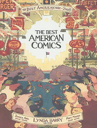 The_Best_American_Comics