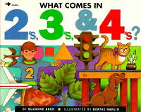 What_Comes_in_2's,_3's_&_4's?