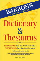 BARRON'S DICTIONARY & THESAURUS(P)