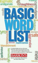 BASIC WORD LIST 4/E(A)
