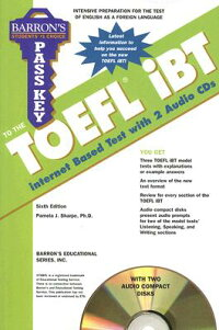 PASS_KEY_TO_THE_TOEFL_IBT_6/E(