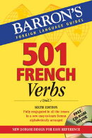 501 French Verbs: With CD-ROM [With CDROM]