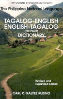 TAGALOG-ENGLISH/E-T STANDARD DICTIONARY