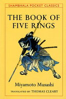 BOOK OF FIVE RINGS,THE(MINI)