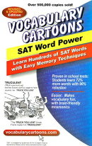 VOCABULARY CARTOONS:SAT WORD POWER(P)