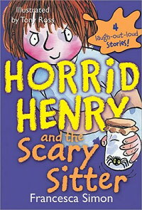 Horrid_Henry_and_the_Scary_Sit