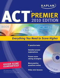 Kaplan_ACT_Premier_With_CDROM