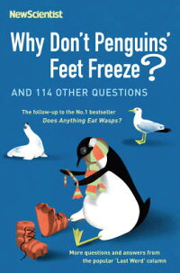 WHY_DON'T_PENGUINS'_FEET_FREEZ