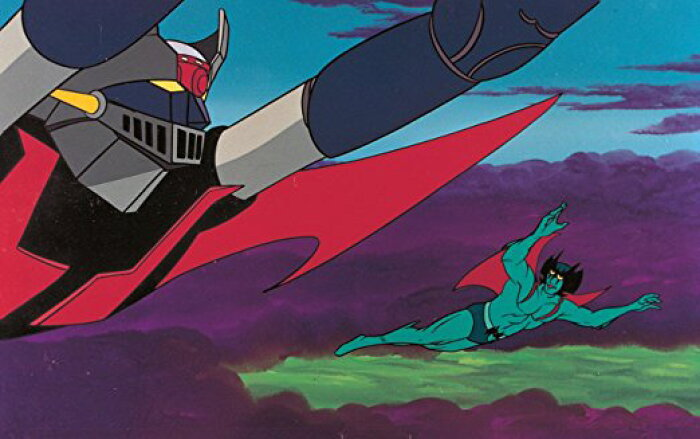 MAZINGERTHEMOVIEBlu-ray1973-1976新品