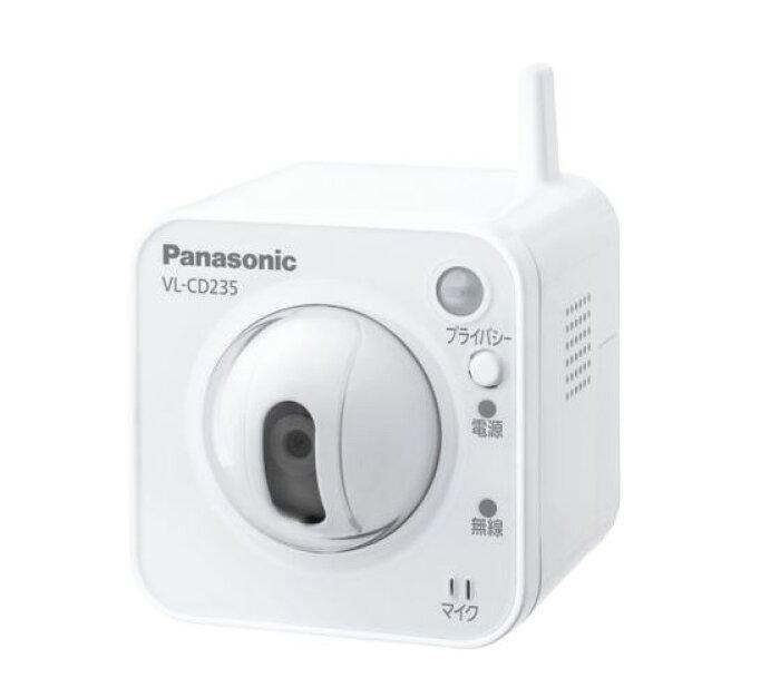 ###『カード対応OK!』パナソニック システムアップ別売品【VL-CD235】センサーカメラ (Wi-Fi対応) 屋内タイプ