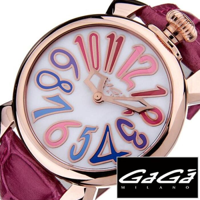 innovative design eb514 3a7ab ガガミラノ 腕時計 [ GaGa MILANO 時計 ] ガガ ミラノ ...