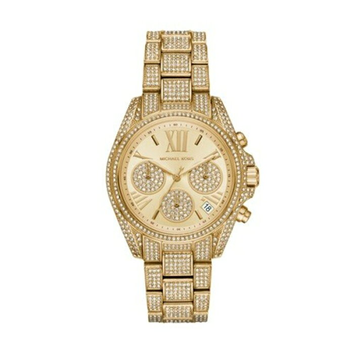 MichaelKorsWomen'sQuartzStainlessSteelCasualWatch,Color:Gold-Toned(Model:MK6494)