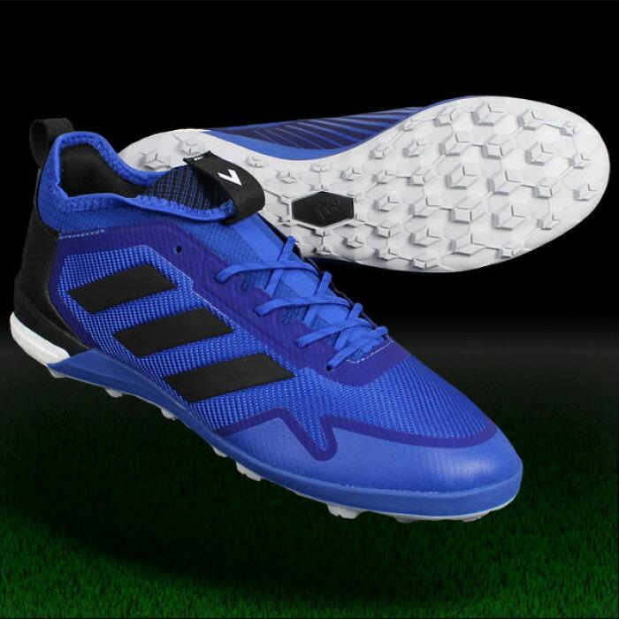 エース タンゴ 17.1 TF ブルー×コアブラック 【adidas|アディダス】フットサルシューズba8535