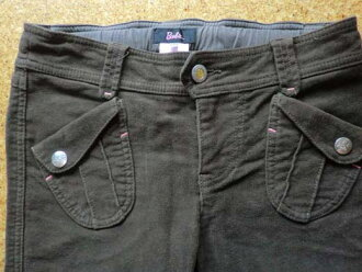 芭比娃娃的孩子衣服裤子 150 厘米 ★ 3 (儿童女孩) manamana