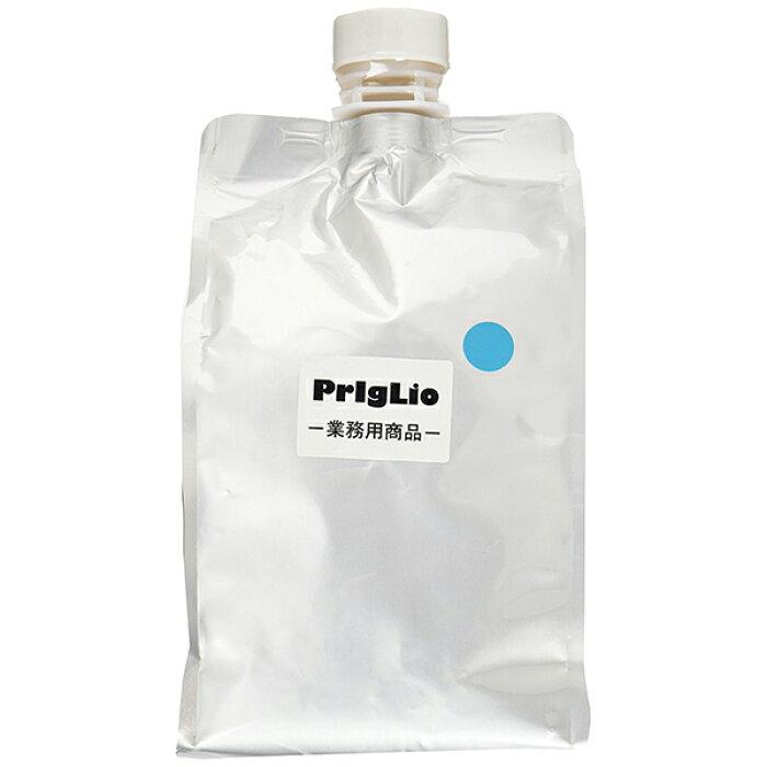 プリグリオ P プレクレンジング<br>900ml 業務用<br />ヘアサプリメント 詰替え