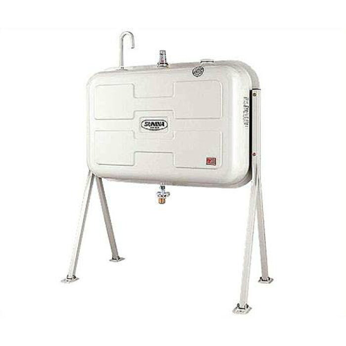 サンダイヤ 灯油タンク 490型 KS2-490SJ (標準脚/スタンダードタイプ) [r20][s9-910]