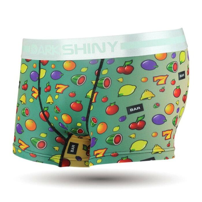 DARKSHINY DARK SHINY ダークシャイニー 人気 おしゃれ ボクサーパンツ メンズ グラデーション 緑 グリーン セット