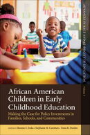 African American Children in Early Childhood Education