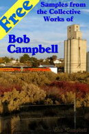 Free Samples from the Collective Works of Bob Campbell
