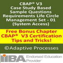 Case study based question - Requirement life circle management set- 01 - 1