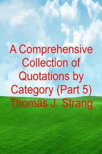 AComprehensiveCollectionofQuotationsbyCategory(Part5)