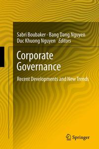 CorporateGovernanceRecentDevelopmentsandNewTrends