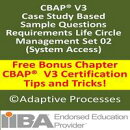 CBAP Case study based question - Requirement life circle management set- 02