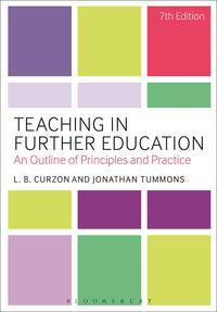 TeachinginFurtherEducationAnOutlineofPrinciplesandPractice
