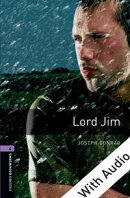 Lord Jim - With Audio Level 4 Oxford Bookworms Library