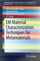 EM Material Characterization Techniques for Metamaterials