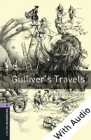 Gulliver's Travels - With Audio Level 4 Oxford Bookworms Library