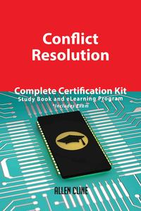 ConflictResolutionCompleteCertificationKit-StudyBookandeLearningProgram