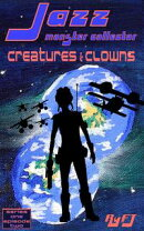 Jazz, Monster Collector in: Creatures and Clowns (Season One, Episode Two)