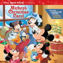 Mickey's Christmas Carol Read-Along Storybook