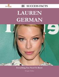 LaurenGerman34SuccessFacts-EverythingyouneedtoknowaboutLaurenGerman