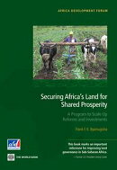 Securing Africa's Land for Shared Prosperity