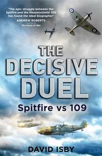 TheDecisiveDuelSpitfirevs109