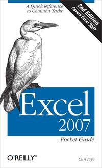 Excel2007PocketGuideAQuickReferencetoCommonTasks